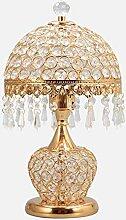 GUOXY Lampes de Table Lampe de Table En Verre de