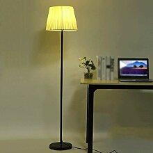 GUOXY Led Creative Tissu Moderne Floor Lampe de