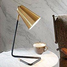 GUOXY Triangle Lampe Nordic Aluminium Métal Salon