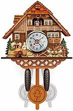 GuoYQ Horloge Murale Décoration Intérieure,