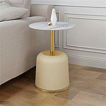 GVNCO Table D'appoint De Canapé Créative,