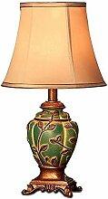 GXY American Retro Chambre Table Lampe de Chevet