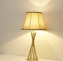 GXY Lampe de Table Chambre À Coucher Lampe de