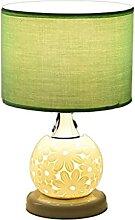 GXY Lampe de Table de Chevet En Céramique Avec