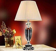 GXY Lampe de Table Lampe Cristal Salon Minimaliste