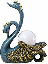 GXY Table de Chevet Lampe Chambre À Coucher Lampe