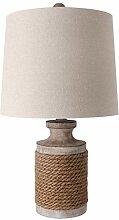 GXY Table de Chevet Lampe Lampe de Table Rétro