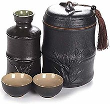 GYC Ensemble de 4 pièces à saké, Ensemble de