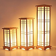GYCS Lampadaire Japonais Moderne Washitsu Tatami