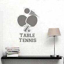 Gym Sports Studio Décoration Tennis De Table
