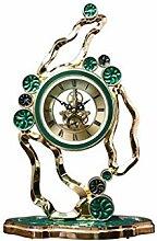 GYQYYGZ Horloge de Bureau Rétro Creative Style