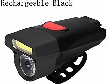 Gyy Lumière Vélo Rechargeable par USB 300 Lumens