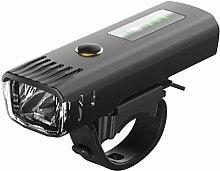 Gyy Vélo Lumière Rechargeable par USB 650 Lumens