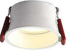 GYZLZZB 2,95/3,74 pouces LED moderne LED Côté