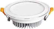 GYZLZZB 3W / 7W / 12W Indoor LED Anti-Élambe rond