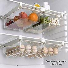 GZWY Boîte De Rangement pour Réfrigérateur,
