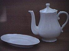 H&H 4361453H & H Alba Ravier 23cm, Porcelaine,