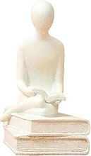 H HILABEE Statue de Personnage Abstrait résine