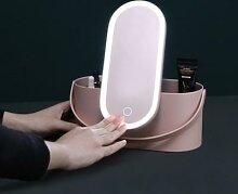 H & JOY – boîte de rangement de maquillage avec