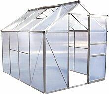 Habitat Et Jardin - Serre jardin polycarbonate