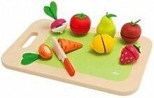 Hachoir fruits et legumes bois 82320