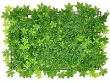 Haie Artificielle Plante Verte, Panneau De Mur