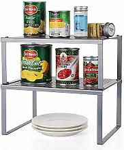 HAITRAL Étagère pour armoire de cuisine |