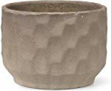 HAK KÄHLER 693361 GRO Cache-Pot en céramique