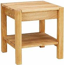 Haku Möbel 30313 Table d'appoint Bois Chêne