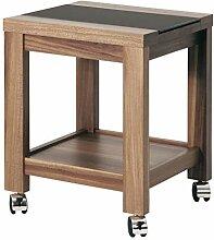 Haku Möbel 42610 Table Roulante d'Appoint