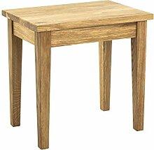 Haku Moebel Table D'Appoint, Bois Massif,