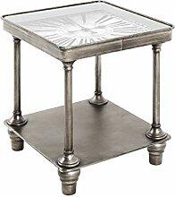 Haku Möbel table d'appoint, métal,
