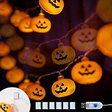 Halloween Decoration Guirlande Lumineuse