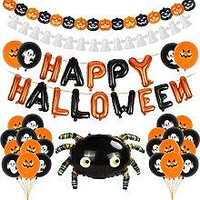 Halloween Décoration Set, Guirlande Halloween,