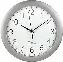 Hama Horloge Murale Radio-pilotée silencieuse