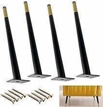 Hanghaijia DIY Pieds de meubles de rechange, pieds