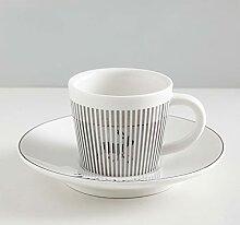 HANGXING Tasse À Café De Réflexion De Miroir De
