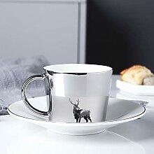 HANGXING Tasse À Café en Céramique, Tasse À