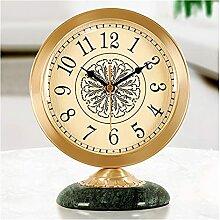 hanxiaoyishop Pendulettes de Bureau Horloge de