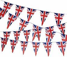 Haplws UK Royaume-Uni Union Jack Drapeaux sur Le
