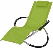 HAPPY*4731Super Magnifique-Chaise longue Transat