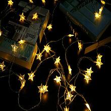 Happyshop - Star lights string led lights string