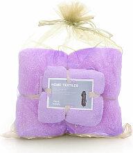 Happyshopping - 2 pieces/ensemble serviettes de