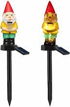 Happyshopping - Lumiere solaire du pere noel