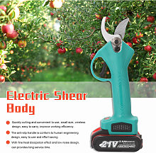 Happyshopping - Secateur electrique, secateur