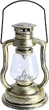 Happyyami LED Lanterne Bougie Lumière Antique LED