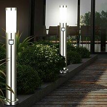 Harms - Lampe sur pied terrain de jardin luminaire