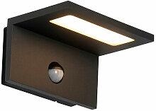 harvey - LED Applique murale avec détecteur