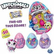 Hatchimals - coffret multipack 4 + accessoires