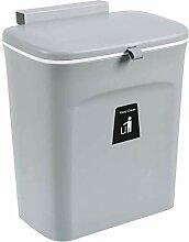 Haude Poubelle à compost de cuisine pour comptoir